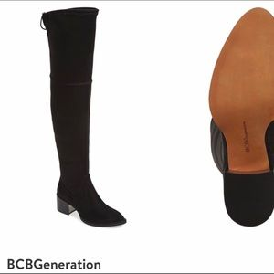 BCBGeneration Shoes - BCBG over the knee boots